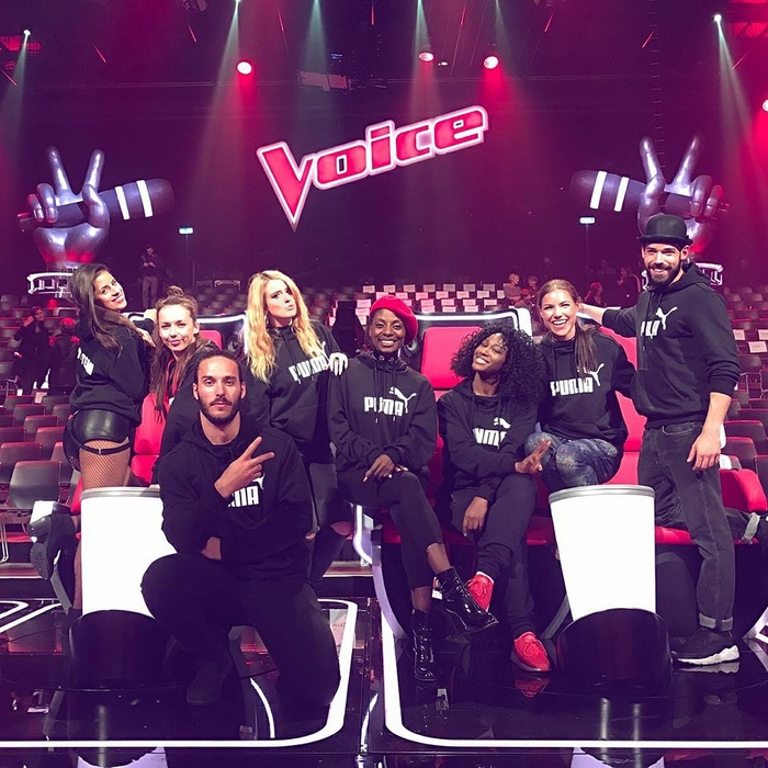 THE VOICE OF GERMANY 2016/2017  - 3 / 5