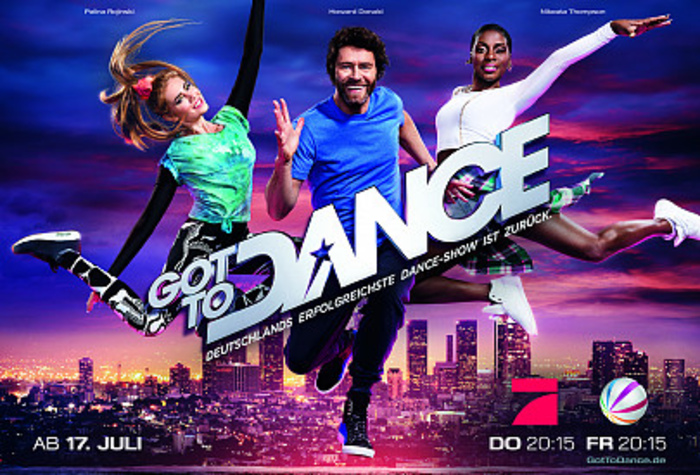 GOT TO DANCE 2013 I 2014  - 1 / 6