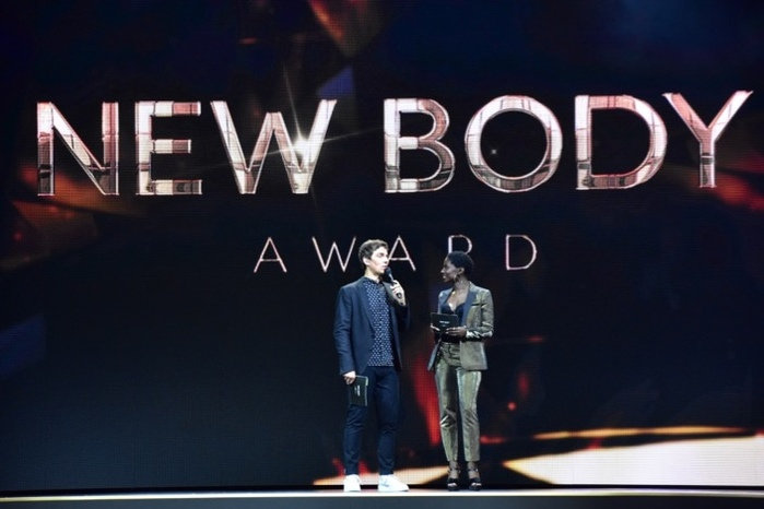 New Body Award   - 1 / 4