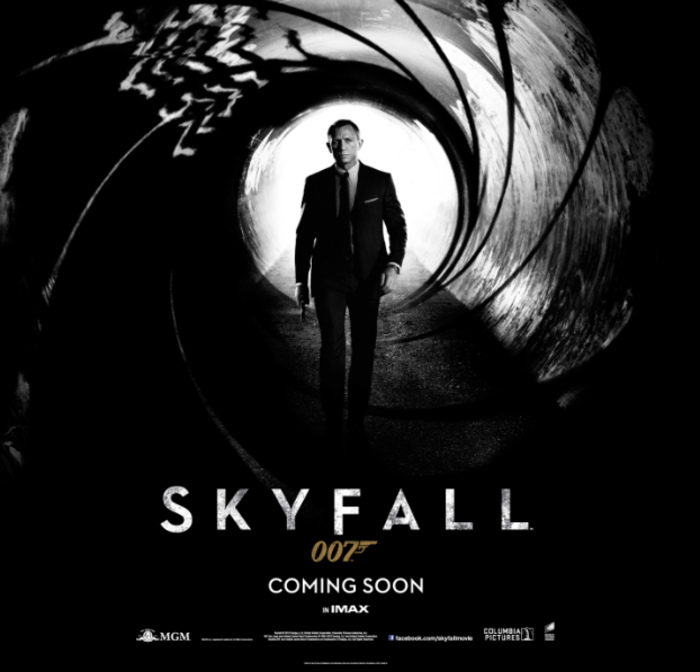 "PREMIERE - JAMES BOND ""SKYFALL""  - 1 / 3"
