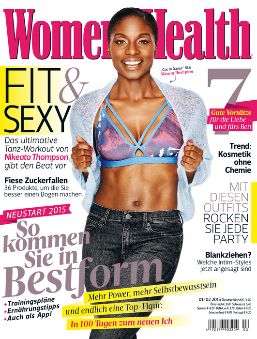 WOMENS HEALTH / FLORIAN BISON  - 2 / 4
